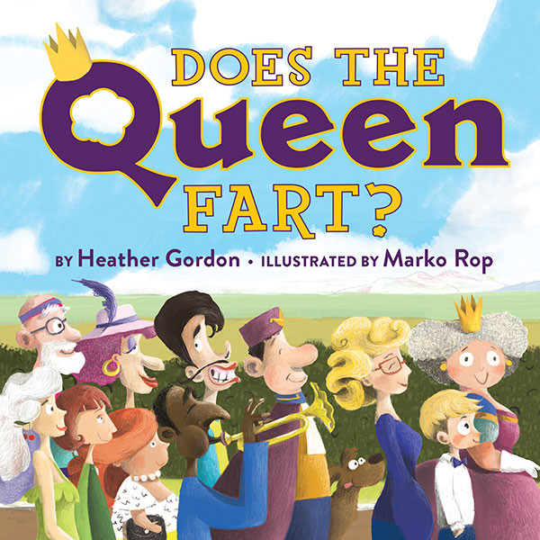 Does the Queen Fart?