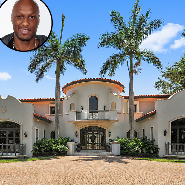 Lamar Odom, Florida House