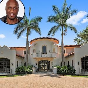 Lamar Odom, Florida House