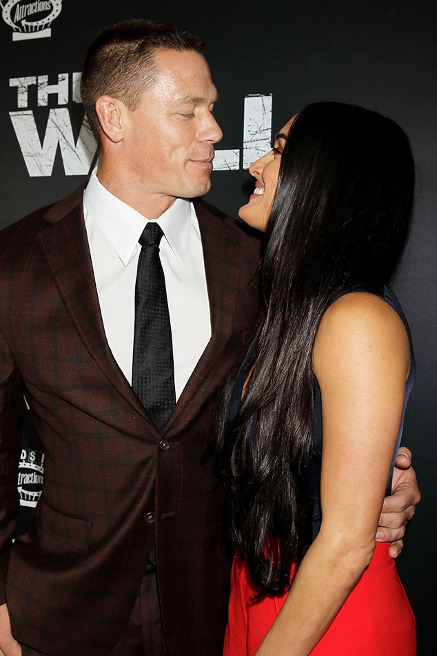John Cena Wants Nikki Bella To Have A Wedding Day She'll Remember Forever (But He's Still Watching The Budget!)