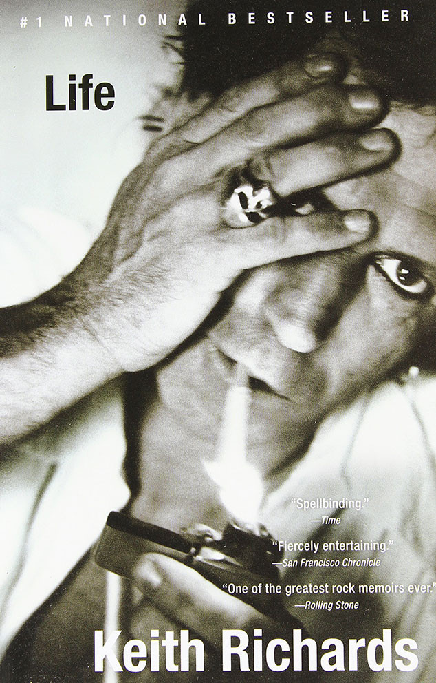 Keith Richards, Life