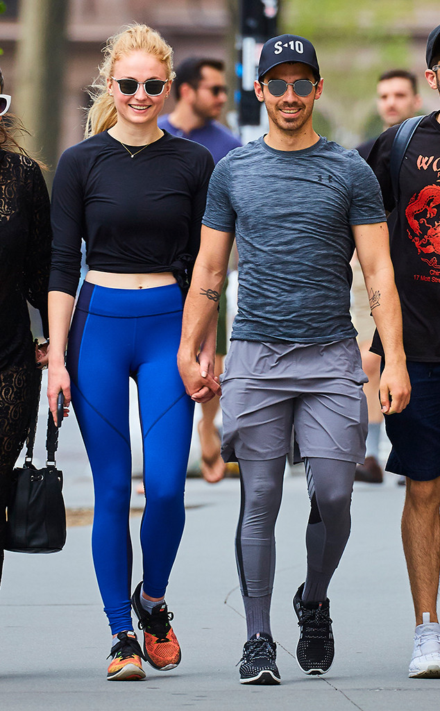 Joe Jonas and Sophie Turner Are Engaged: See Her Ring | E