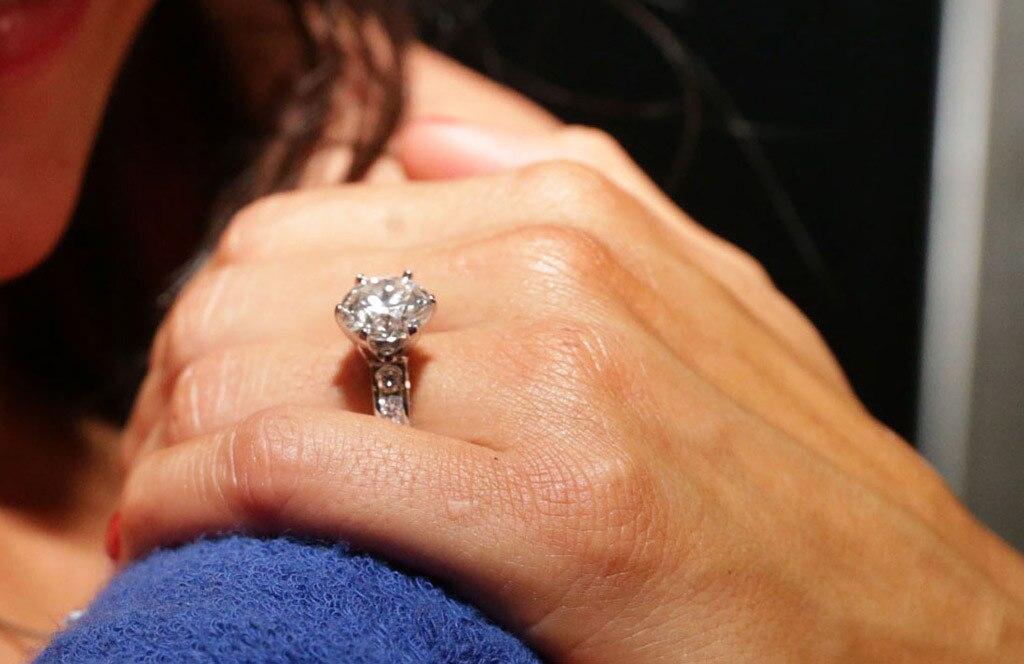 John Cena, Nikki Bella, Proposal