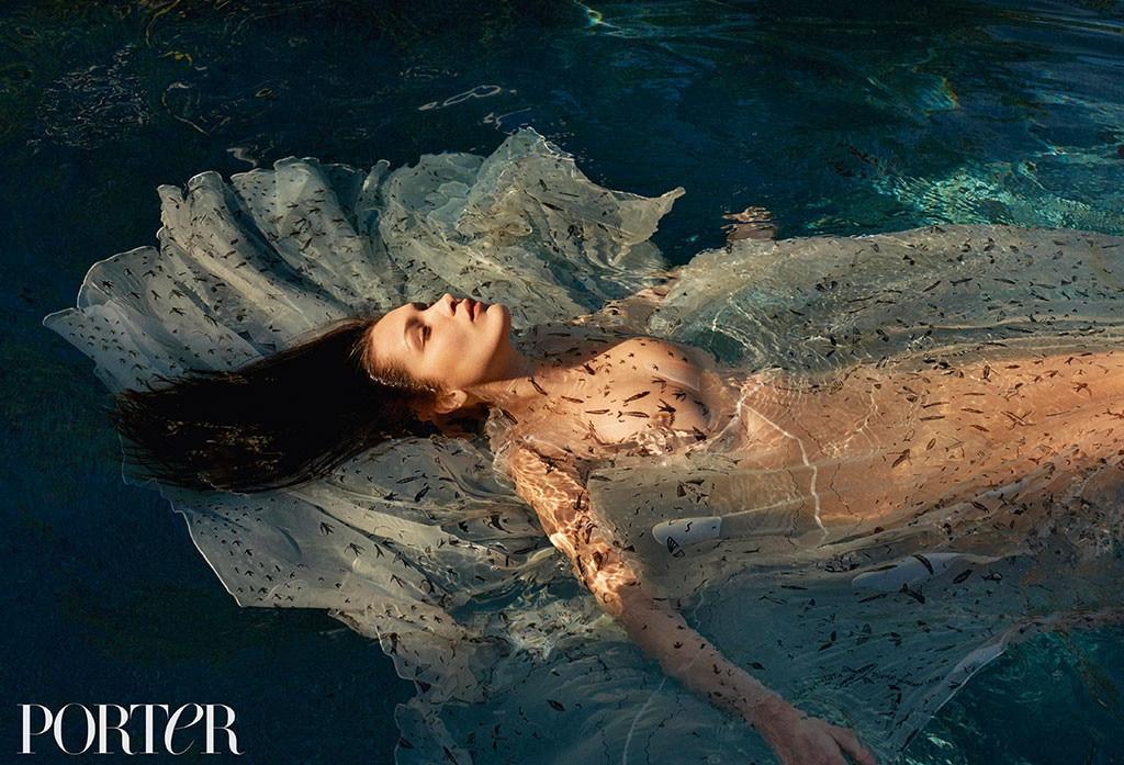Bella Hadid, PORTER Magazine