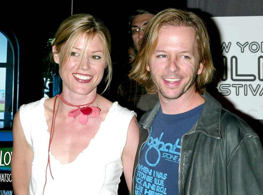 Julie Bowen, David Spade