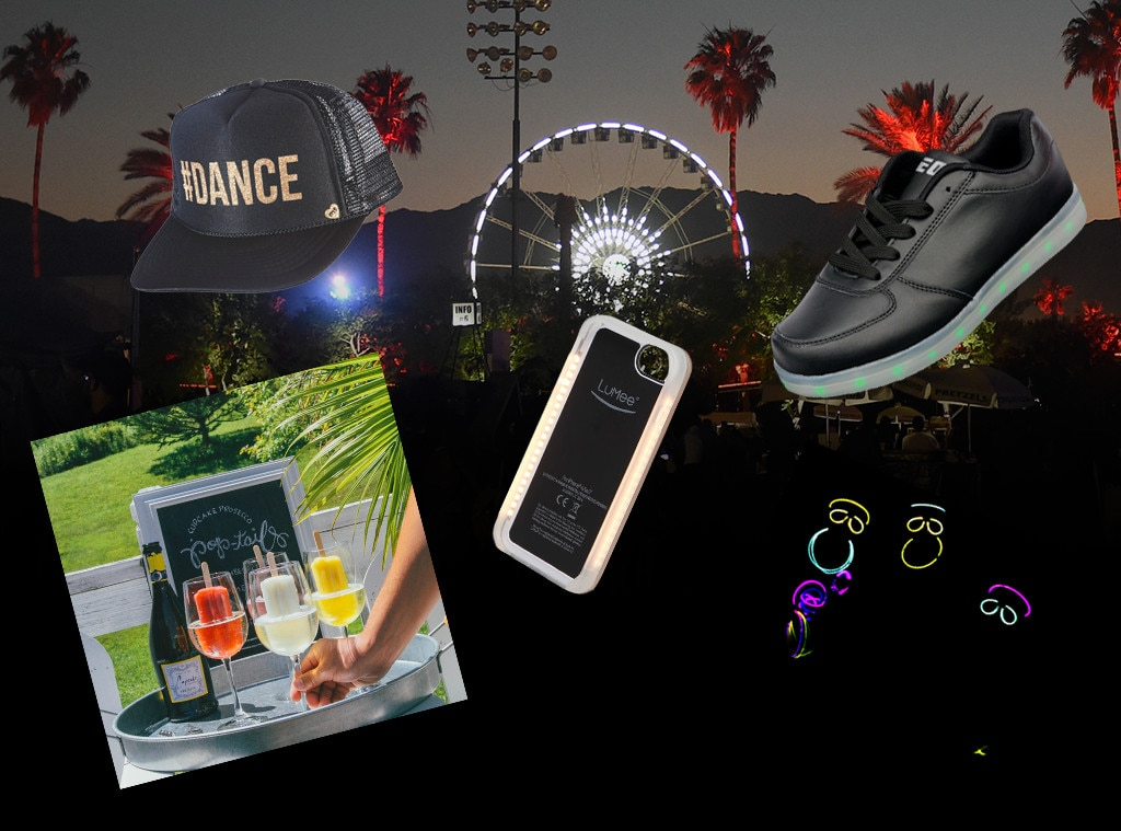 10 Items to Make your Instagrams Pop at Coachella