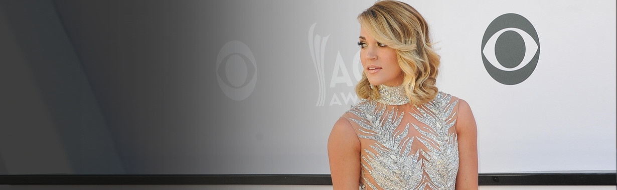 Carrie Underwood, 2017 ACM Awards, Arrivals