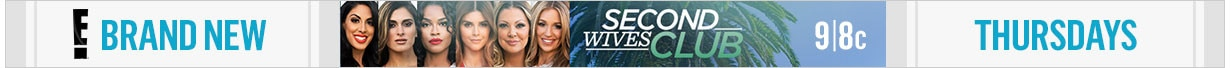 Second Wives Club Tune-In Banner - New Thursdays
