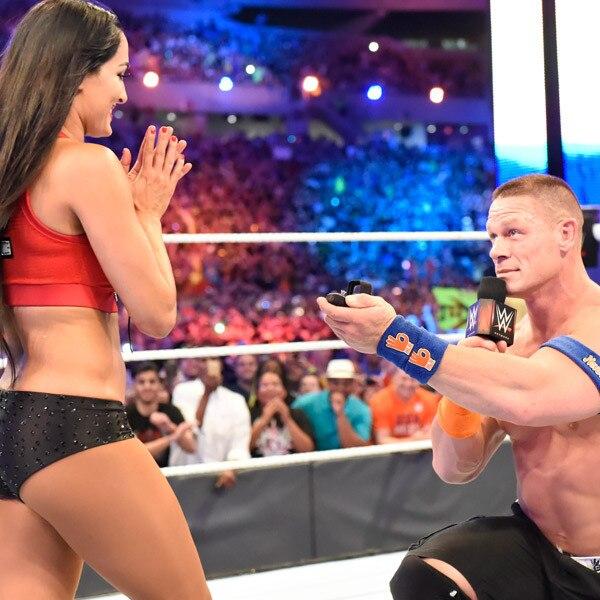 John Cena Fiance Ring