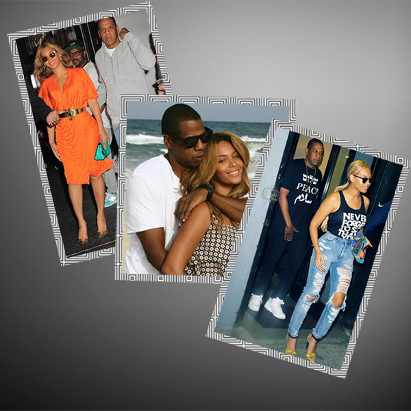 Beyoncé and Jay Z Celebrate Anniversary in New