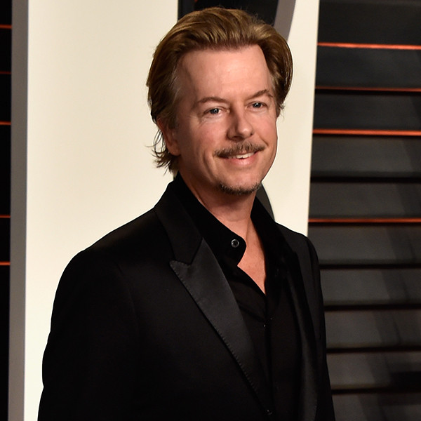 David Spade, 2016 Vanity Fair Oscar Party