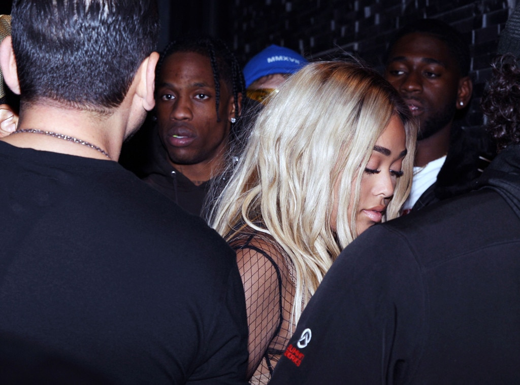 Travis Scott, Jordyn Woods