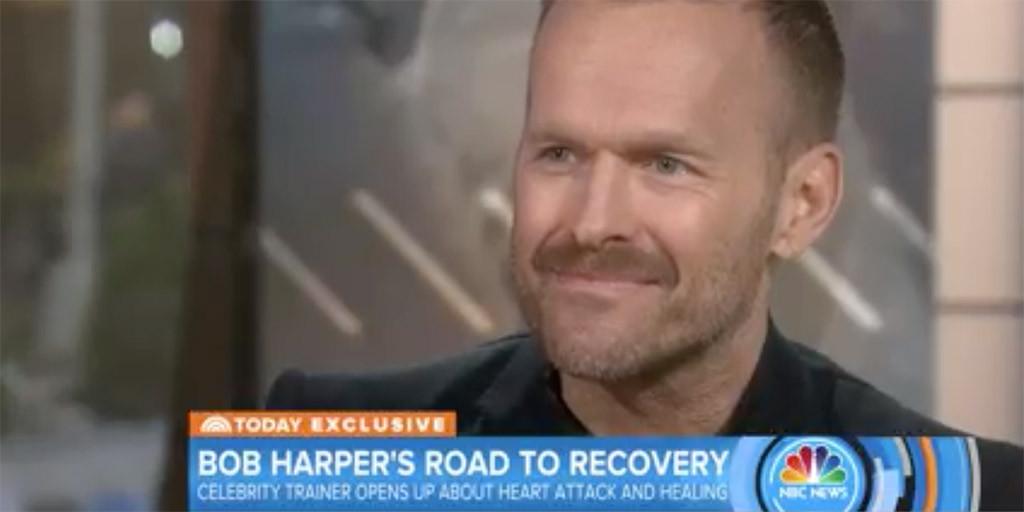Bob Harper, Today Show