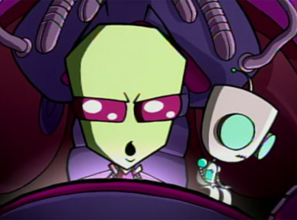 Nickelodeon is bringing back 'Invader Zim'