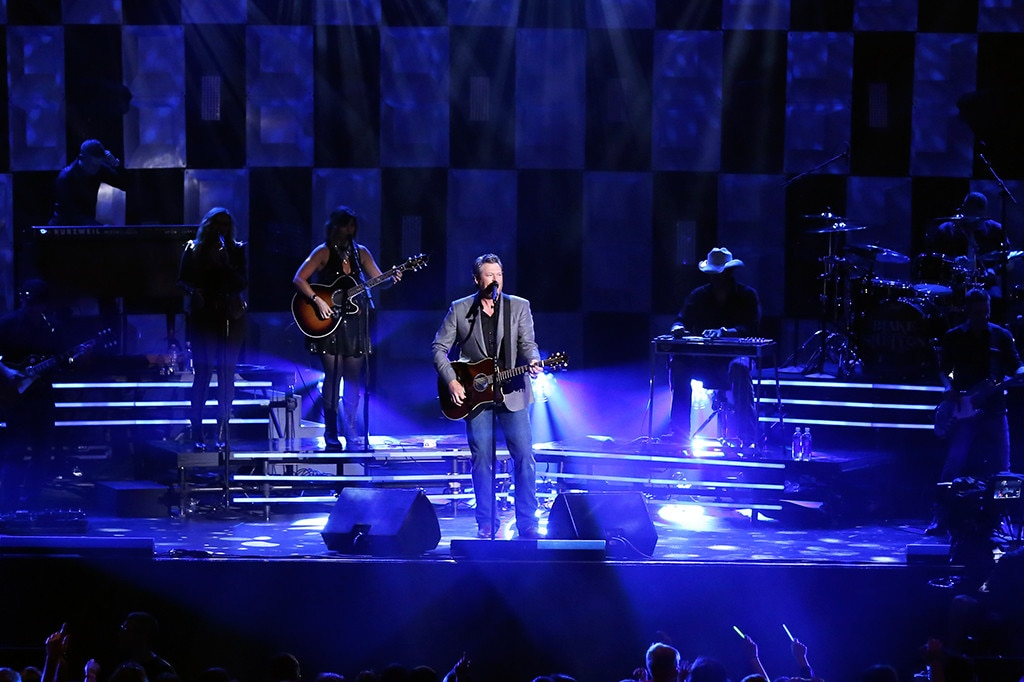 Blake Shelton, The Tonight Show