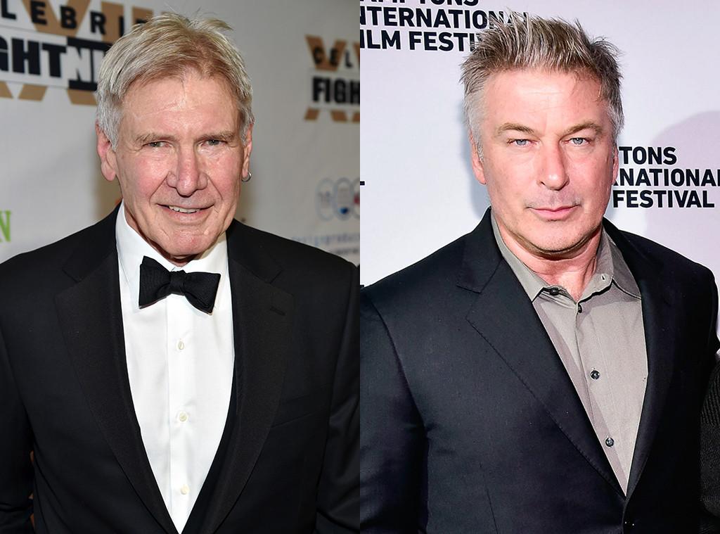 Harrison Ford, Alec Baldwin