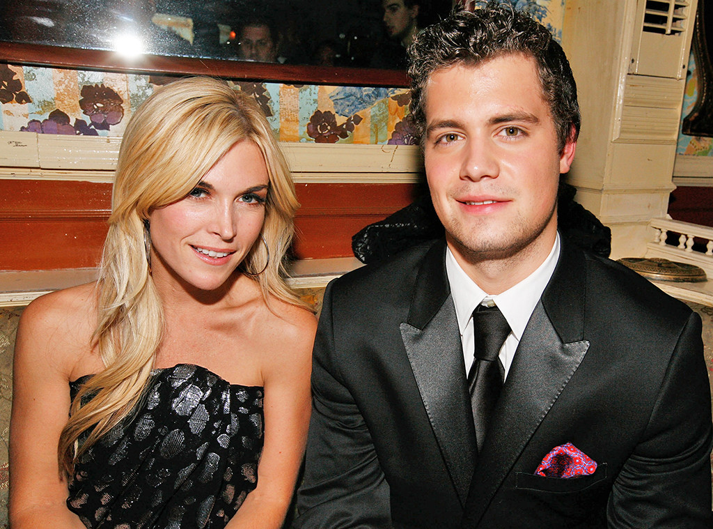 Tinsley Mortimer, Levi Johnston