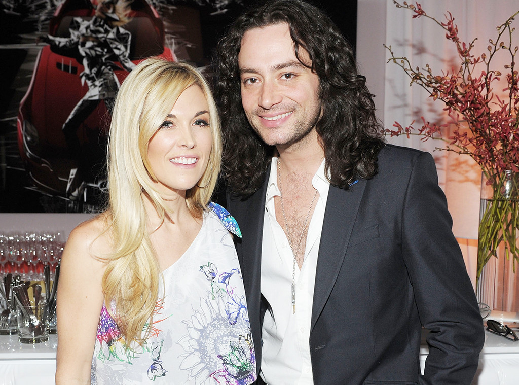 Tinsley Mortimer, Constantine Maroulis