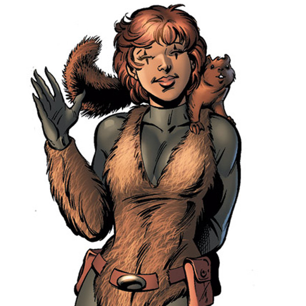 Squirrel Girl, Marvel