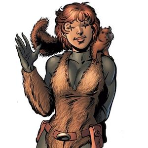Squirrel Girl, Marvel