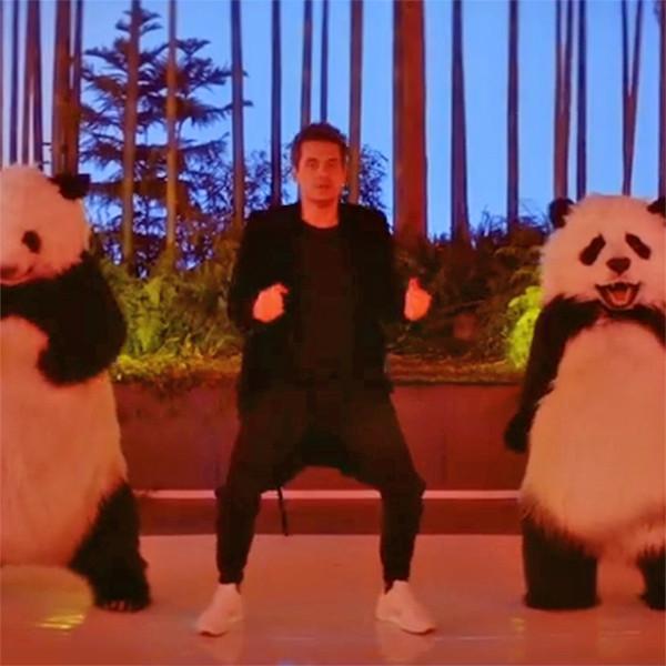 John Mayer, Pandas, Still Feel Like Your Man, Video