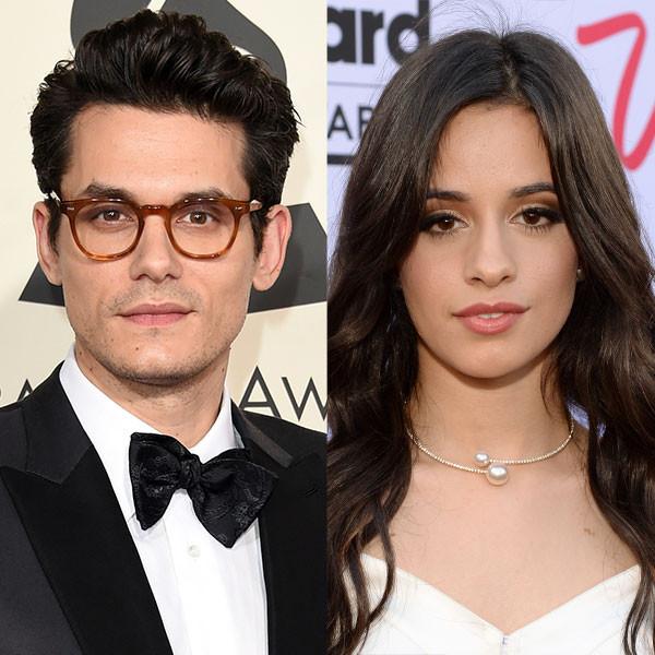 John Mayer, Camila Cabello