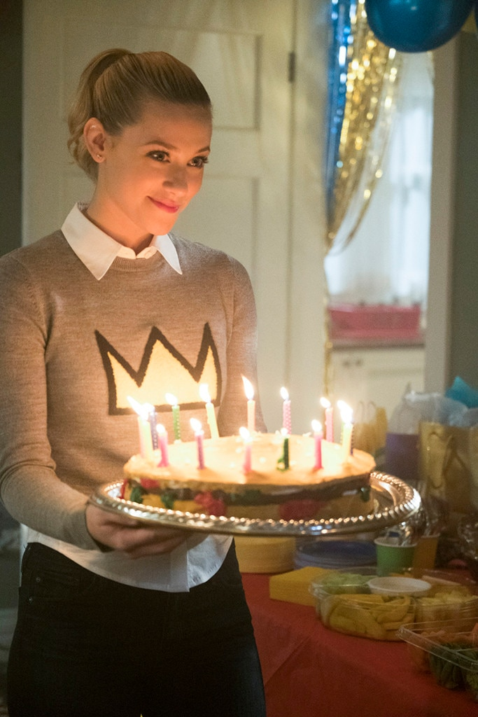 Happy Birthday Jughead New Riverdale Photos Show One Seriously – Cheryl Cole Birthday Card