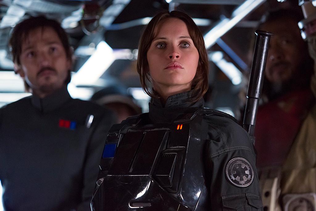 Rogue One, Star Wars, Felicity Jones