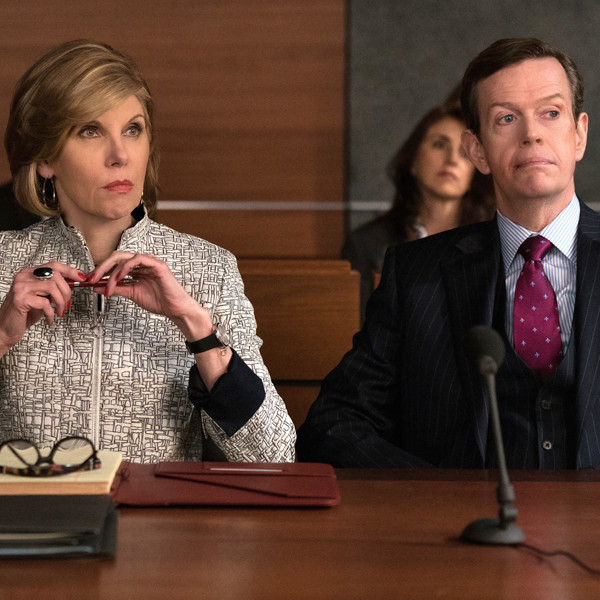 The Good Fight, Dylan Baker