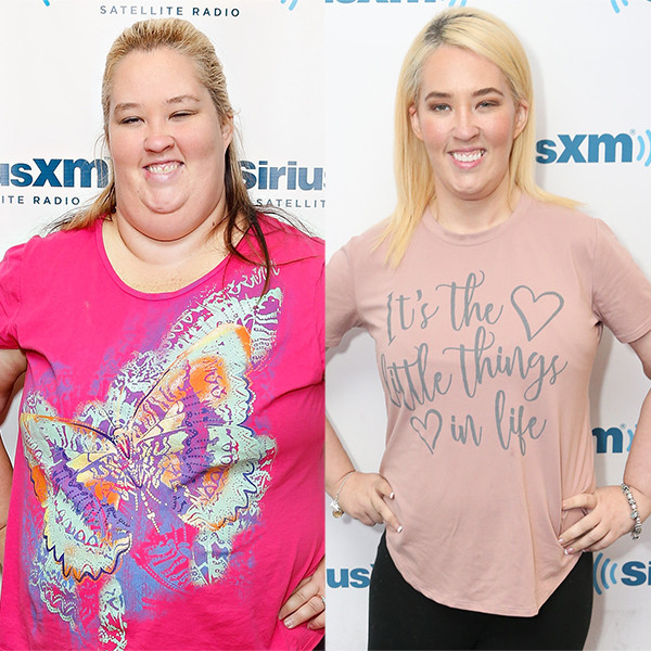 Mama June, Weight Loss