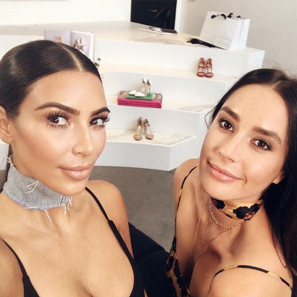ESC: Kim Kardashian, Pia Arrobio