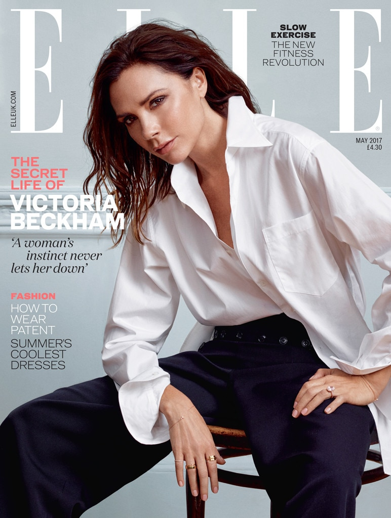 Victoria Beckham Opens Up About Her Famous Family and the ...