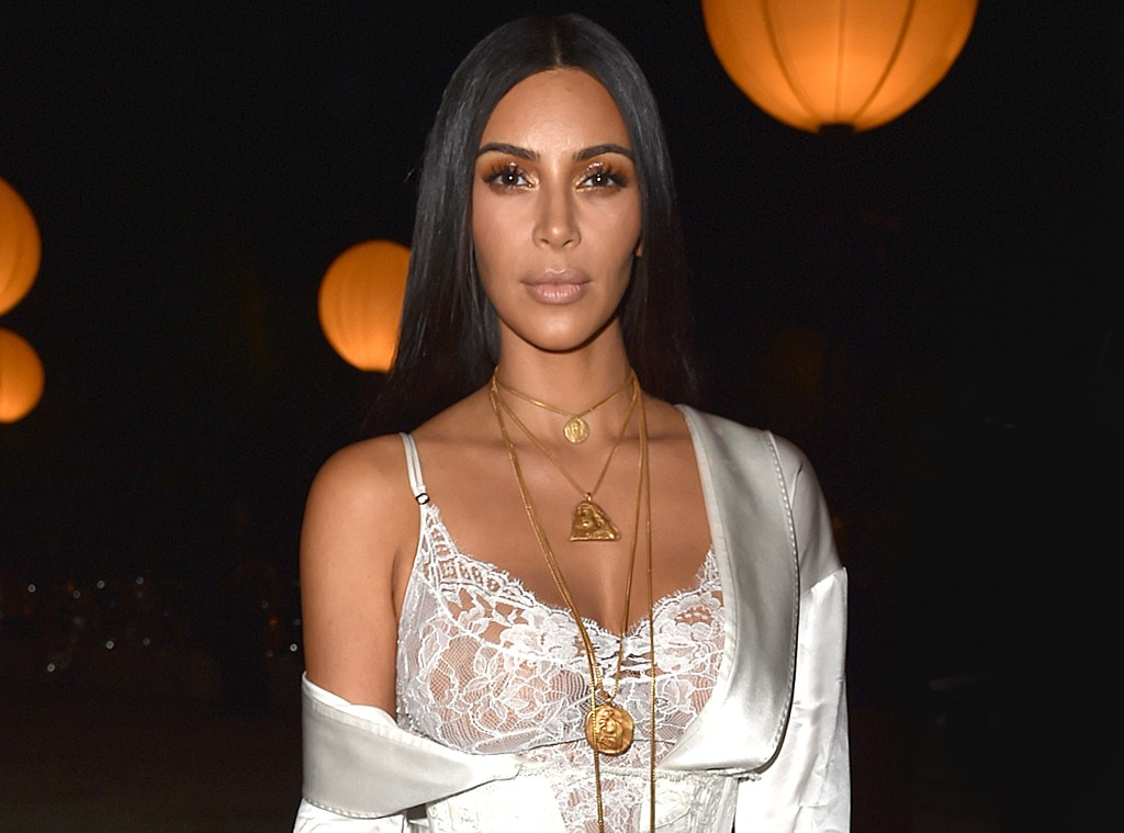 Kim Kardashian, Paris Fashion Week