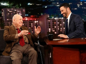Don Rickles, Jimmy Kimmel