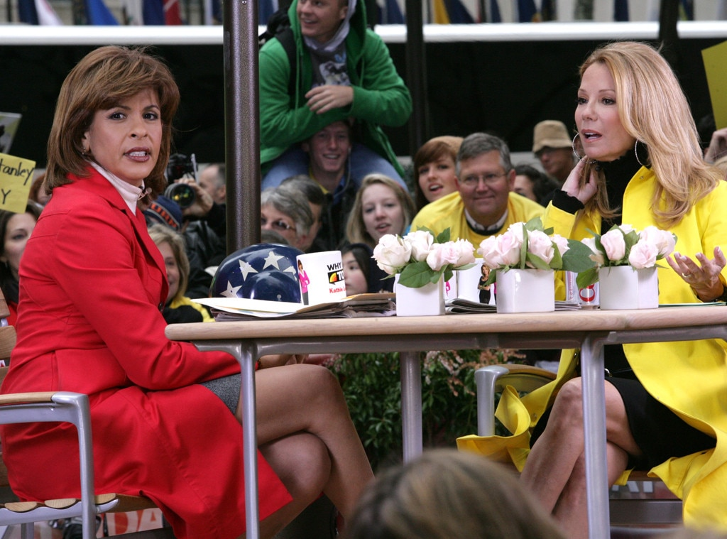 The origins of hoda kotb kathie lee gifford how they - Nbc today show kathie lee and hoda ...