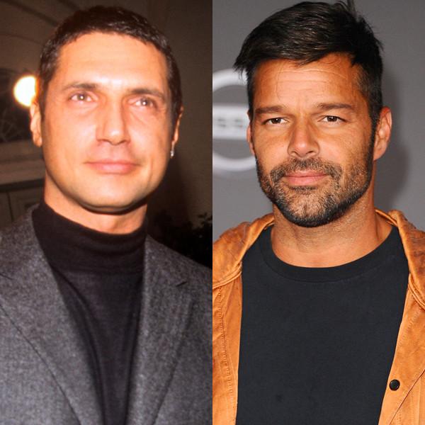 Antonio D'Amico, Ricky Martin