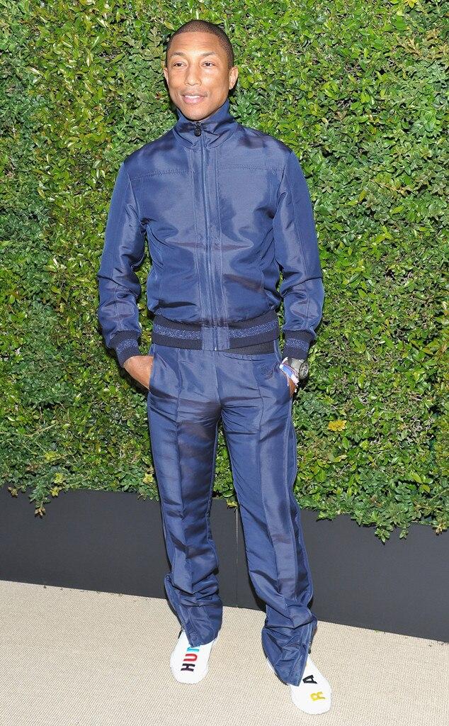 ESC: Pharrell Williams