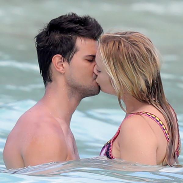 Taylor Lautner, Billie Lourd