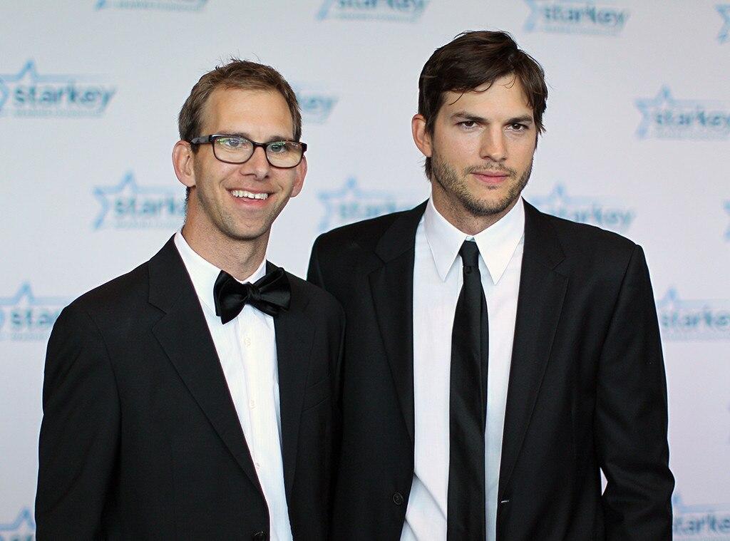 Ashton Kutcher, Michael Kutcher