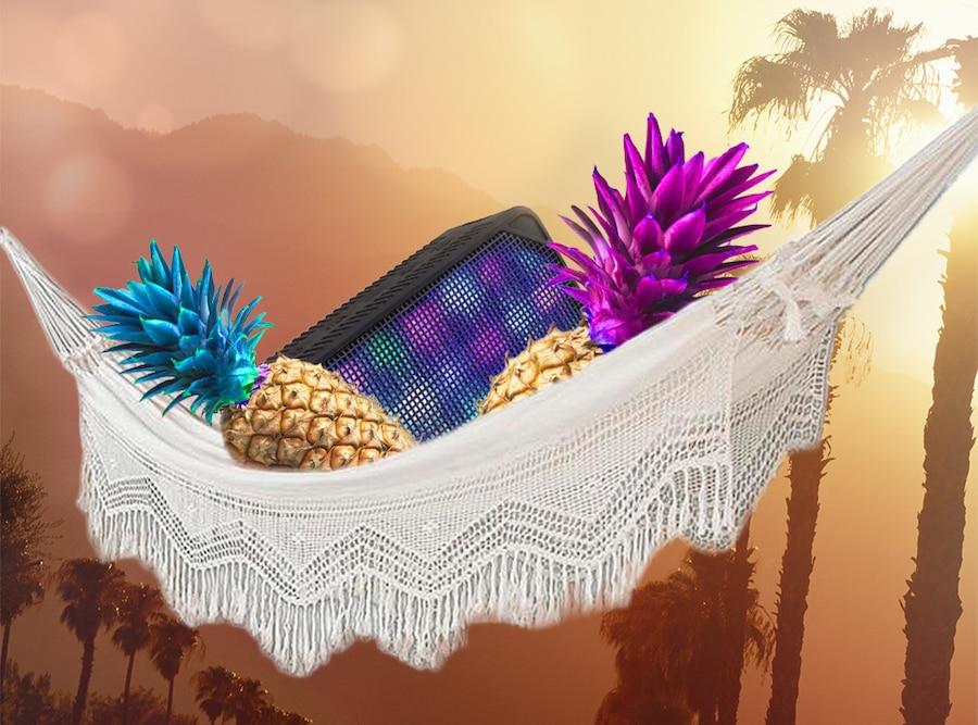 Nochella 2017, Pineapple, Speaker, Hammock