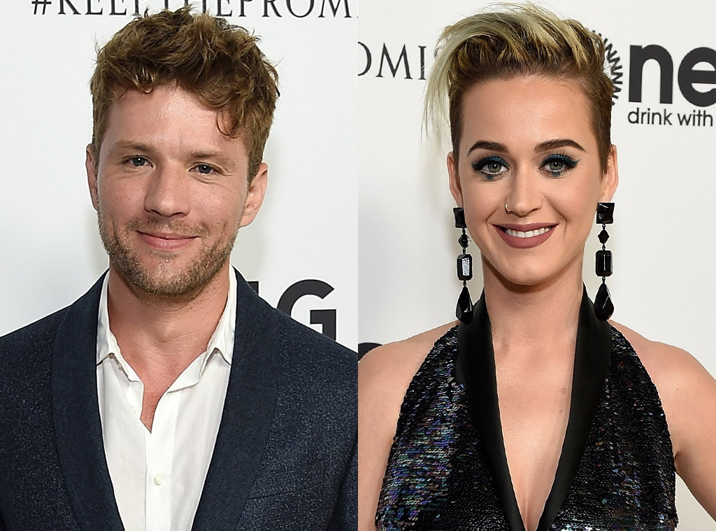 Ryan Phillippe Says He 'Barely Knows' Katy Perry Amidst Dating Rumors
