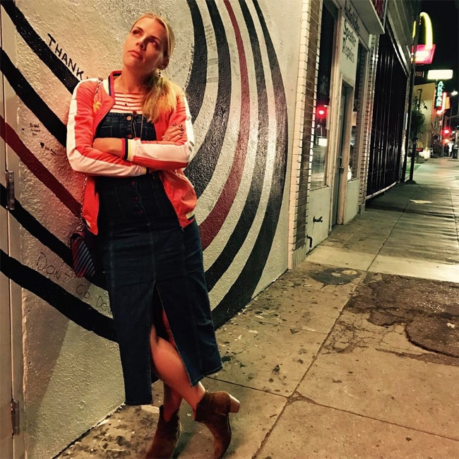 Busy Philipps Spills On
