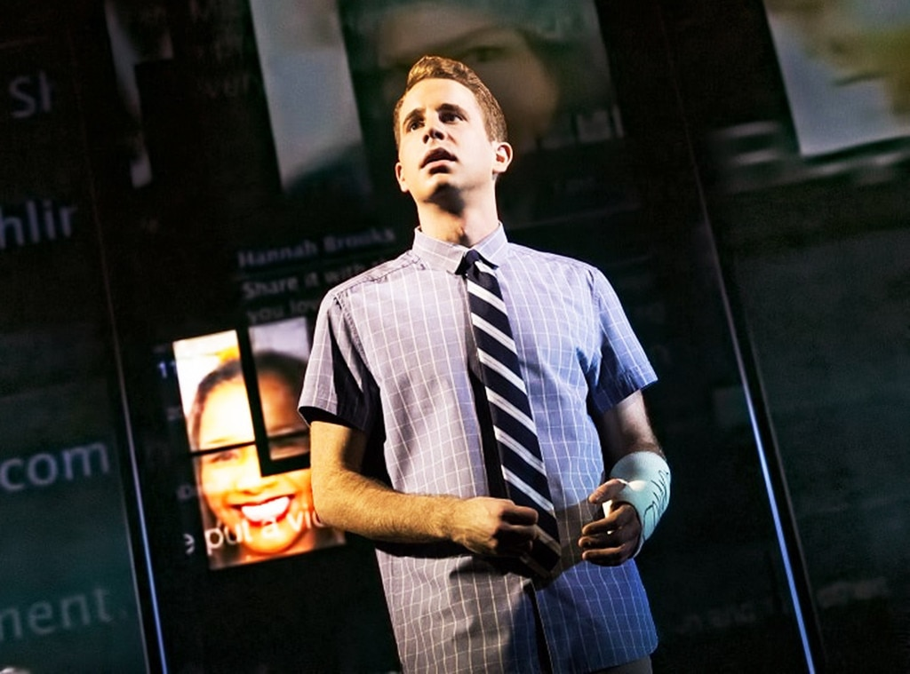 'Dear Evan Hansen' wins big at Tonys Awards _ so far
