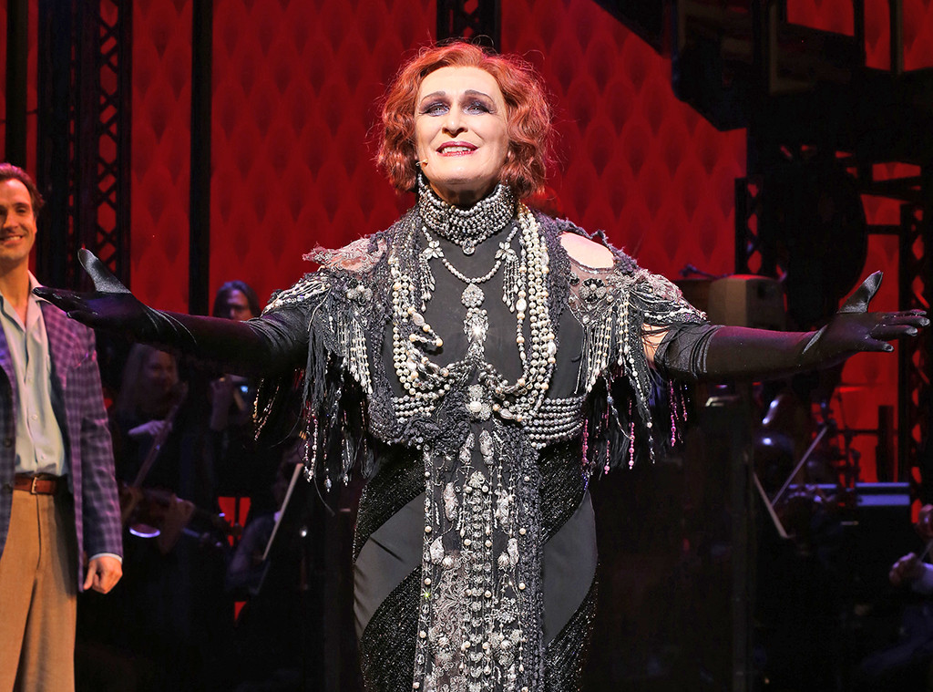 Sunset Boulevard, Glenn Close