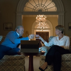 House of Cards Season 5, Kevin Spacey, Robin Wright