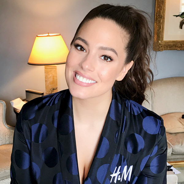 ESC: Ashley Graham, H&M, UNDER EMBARGO