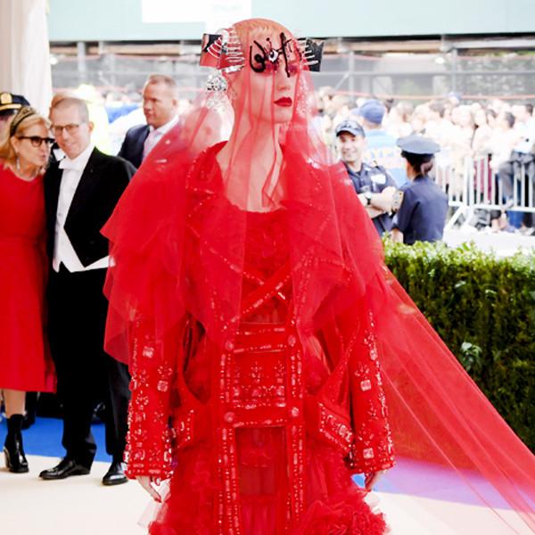 ESC: Katy Perry, 2017 Met Gal, Style Instagram