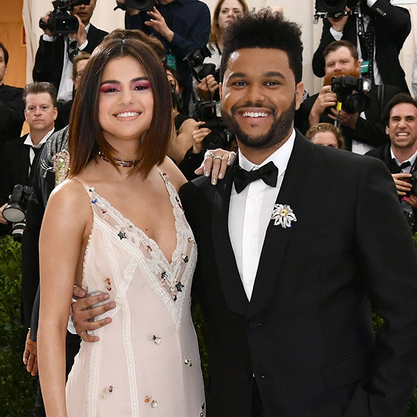 Selena Gomez, The Weeknd, 2017 Met Gala, Couples