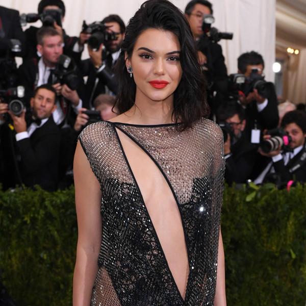 Kendall Jenner, 2017 Met Gala Arrivals