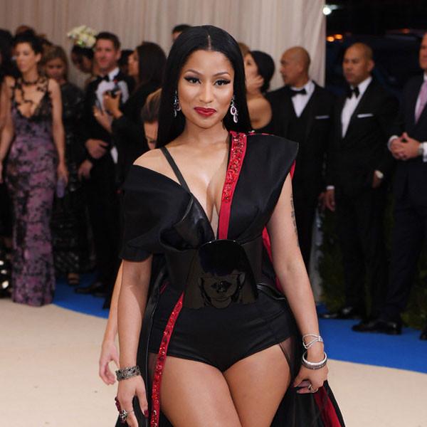 Nicki Minaj, Met Gala